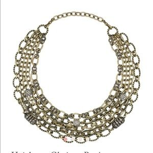 Chloe + Isabel Heirloom Chain + Pavé Necklace